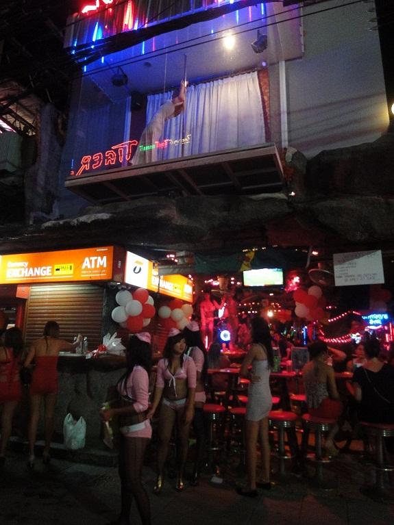Русский стриптиз в Тайланде