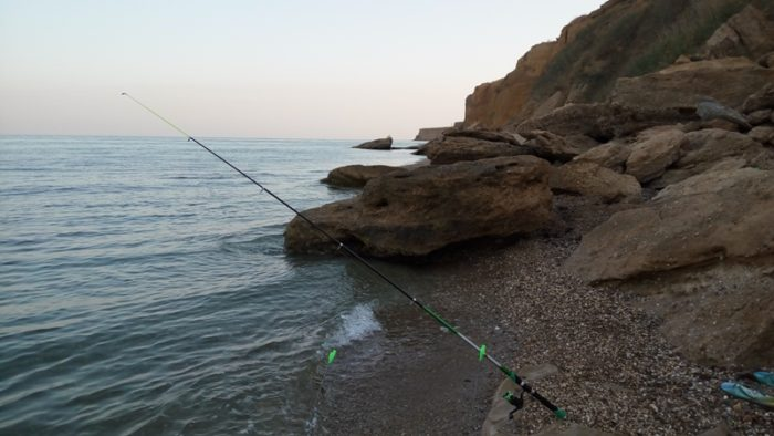 Рыбалка Кача